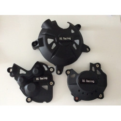 Protections moteur ZX6R  2009/16 RS Racing